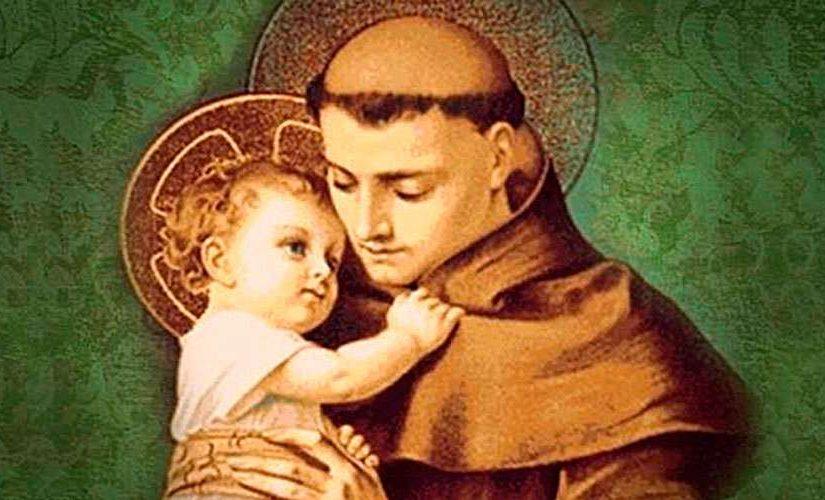 Oración de San Antonio de Padua por liberación