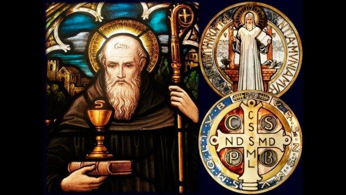 Oración a San Benito contra la maldad